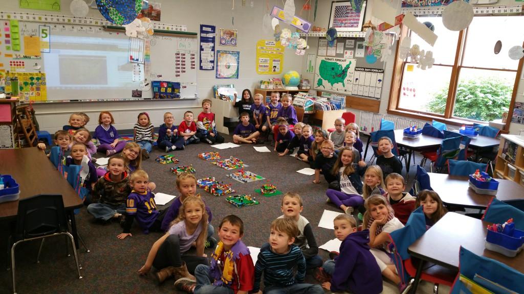 Lego Community Presentation