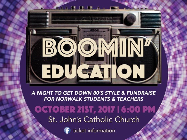 Boomin Education Graphic